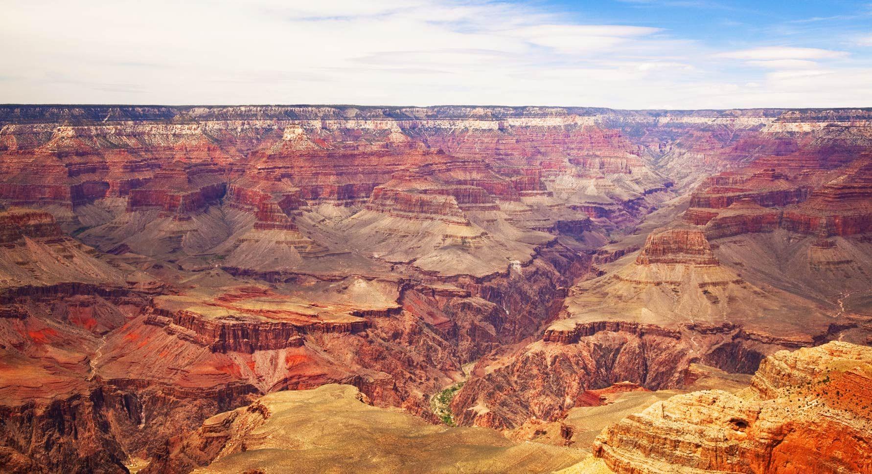 The amazing Grand Canyon.