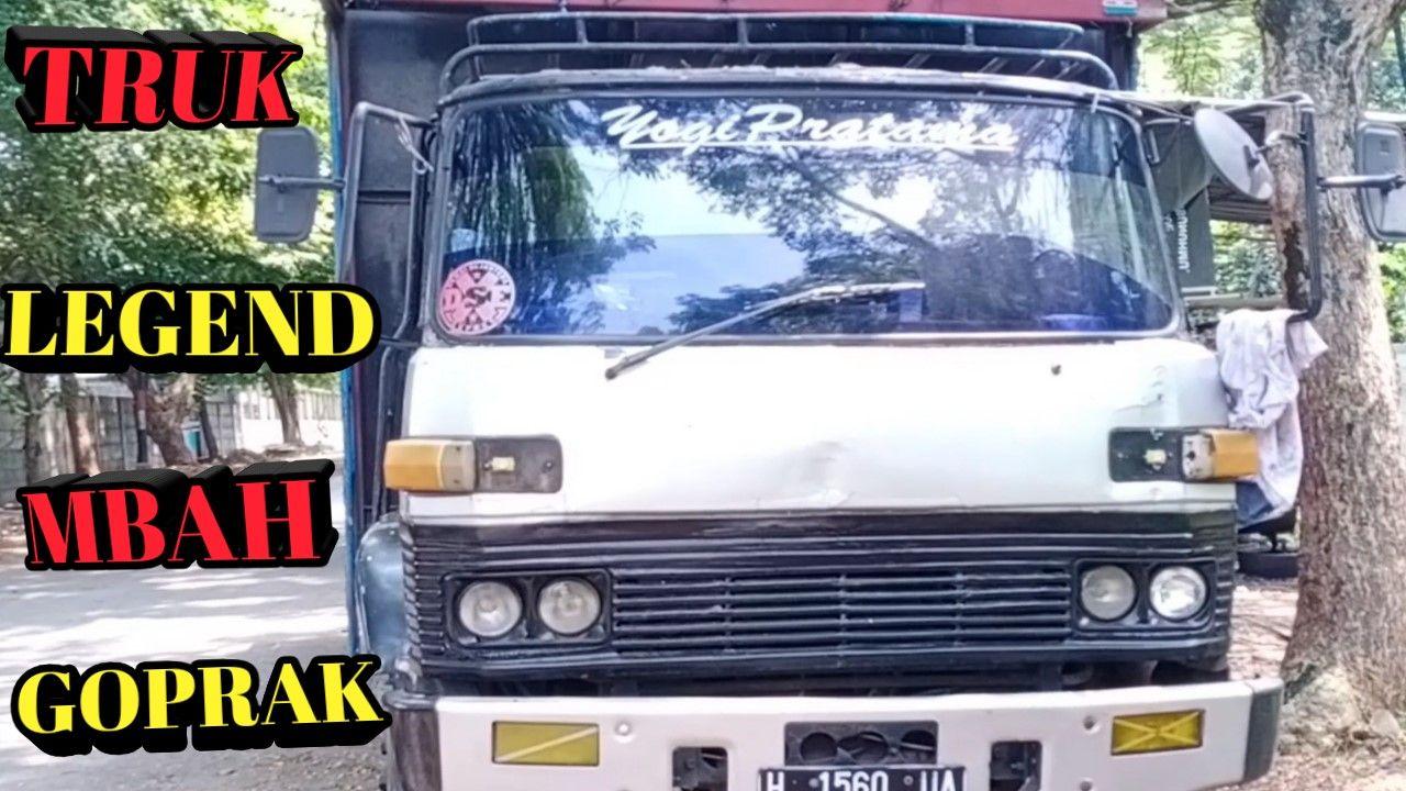 Terunik Review Truk Mitsubishi Goprak Sang Legend Mbah Goprak Truk Perawat Youtube