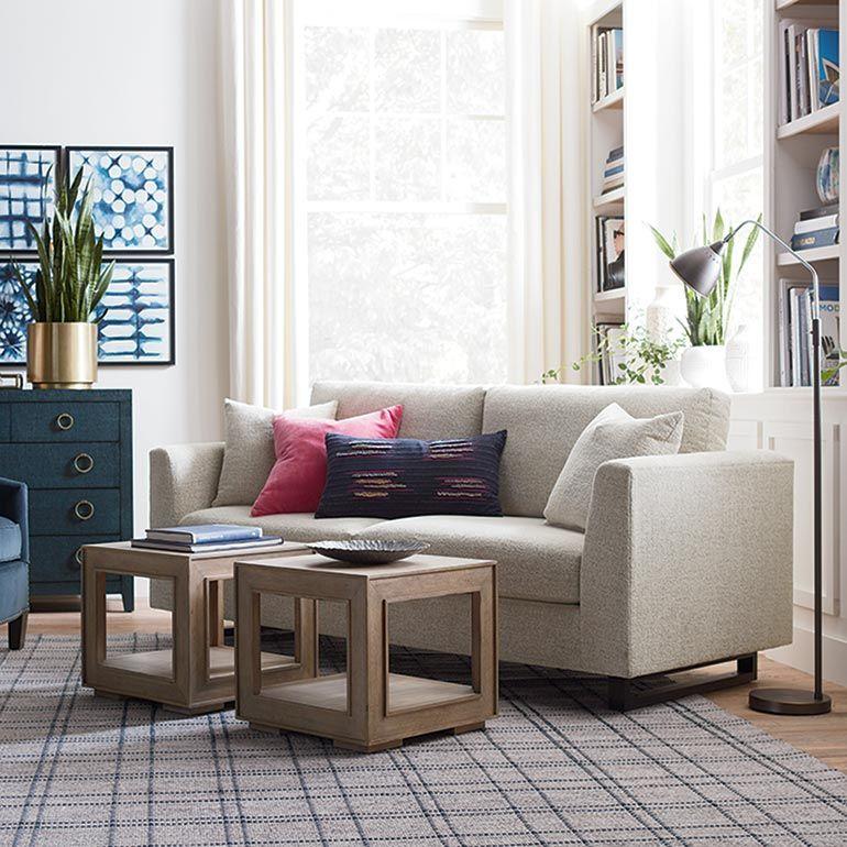 Decklyn Sofa   For Amy   Living Room Furniture, Sofa, Fabric ...