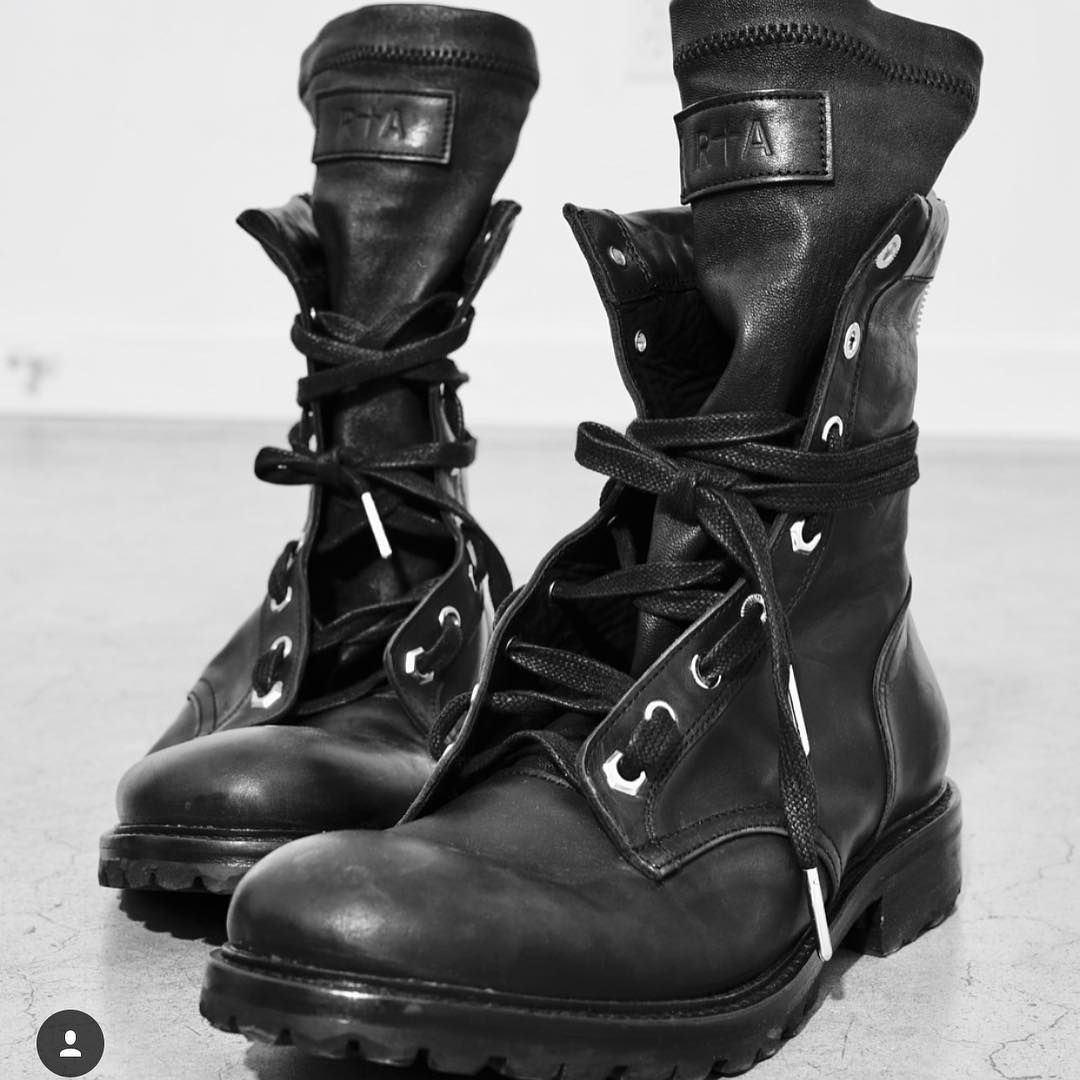 b6929f31953ab rta Combat Boots in Blackout
