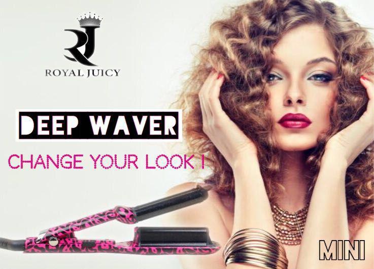 رويال جوسي ديب ويفر احصلي على الأطلاله المطلوبه في كل مكان يوفر رويال جوسي ديب ويفر الرشيق المصنوع من البلاتينيوم النقي نفس Wavy Hair Beauty Juicy