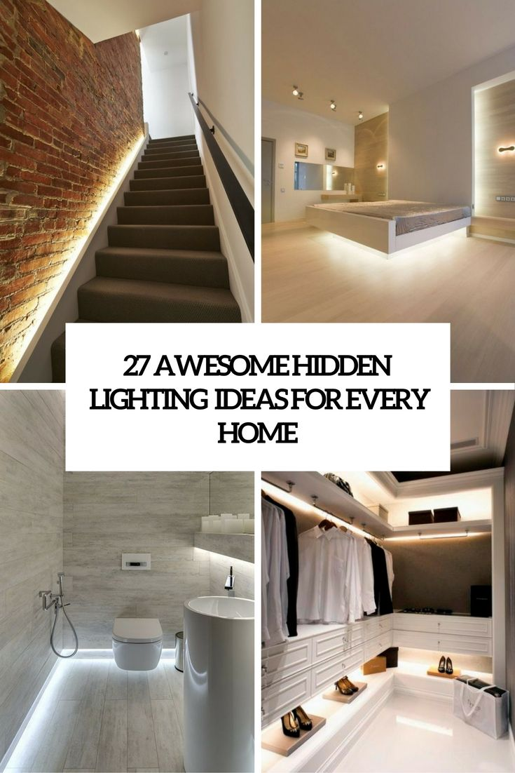 indirect lighting ideas. Awesome Hidden Lighting Ideas For Every Home Cover Indirect E