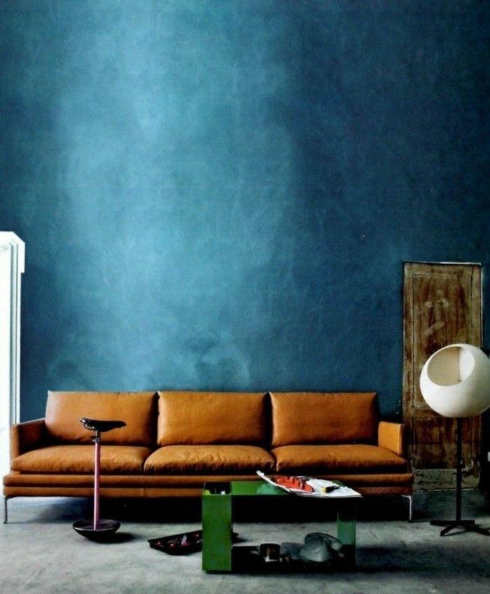 Petrol Wandfarbe Schlafzimmer: Ideen Für Wandgestaltung Und Hilfreiche