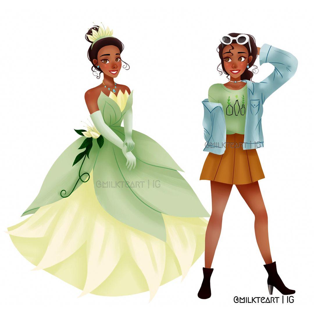 Princess Tiana Furniture: Disney, Disney Princess Art