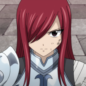 Erza Scarlet/Anime Gallery