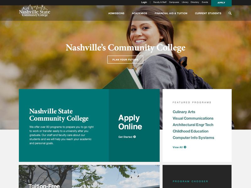 Nscc college planning community college financial aid