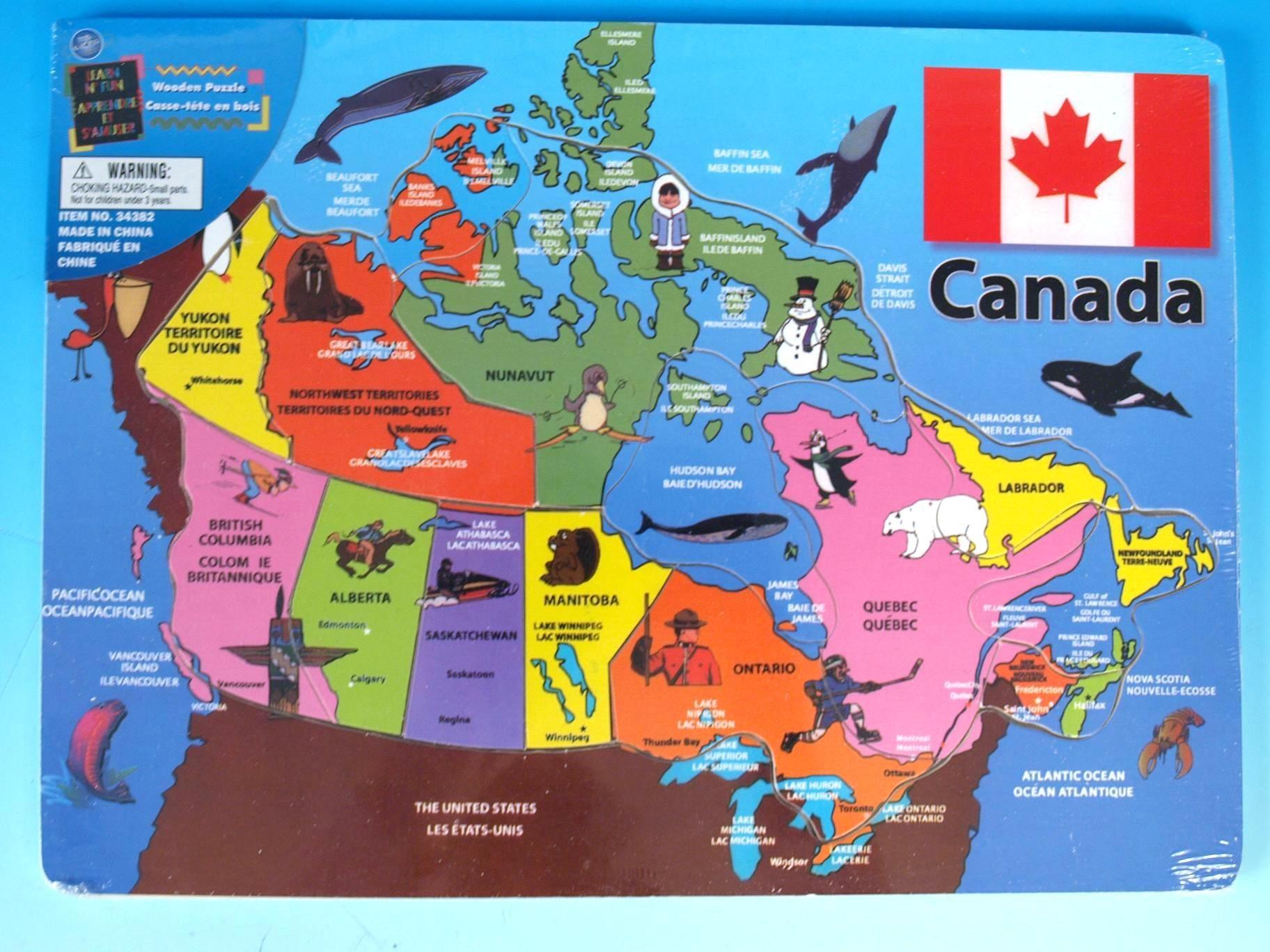 Canadian Kids