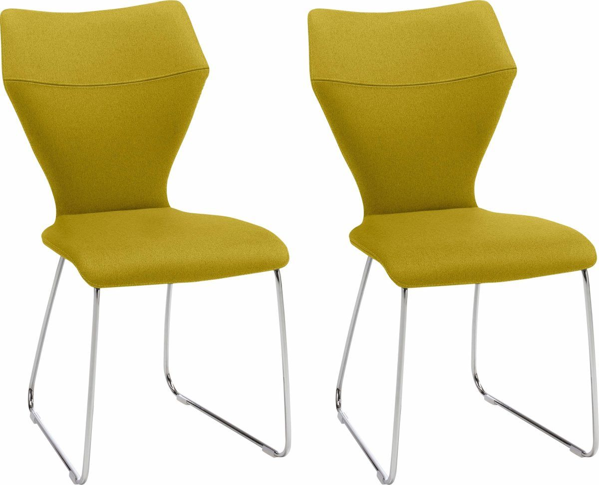 Stühle gelb, »Tempra«, GALLERY M Jetzt bestellen unter: https ...