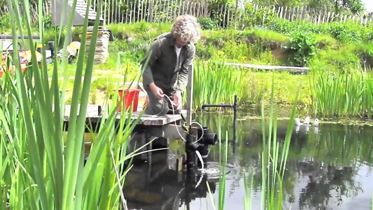 David Pagan Butler, inventor of the Organic pools bubble