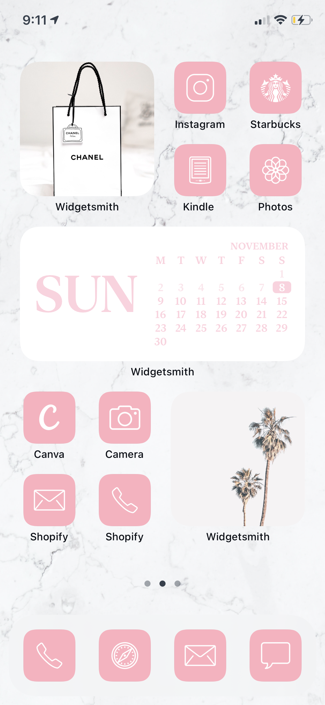 Ios14 Icons Iphone App Bundle 62 App Pack 3 Colors Iphone Etsy In 2021 Iphone Wallpaper App App Background Pink Iphone