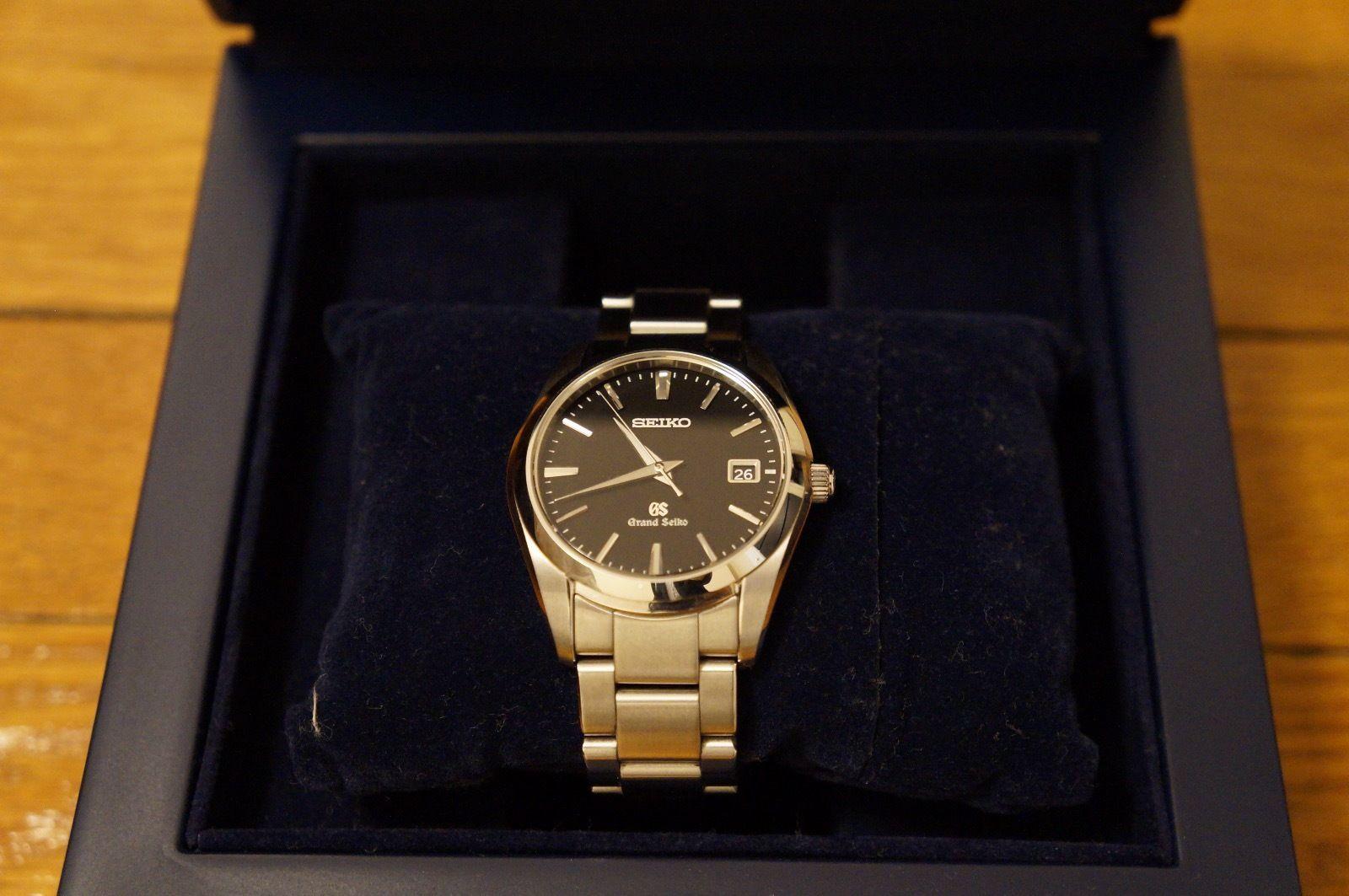 san francisco e6036 fdbd9 SBGX061 Great Condition GRAND SEIKO 9F Quartz Watch | Dive ...
