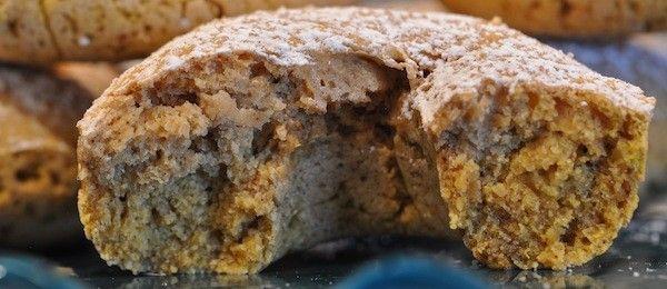 Pumpkin Pie Donuts- gluten free