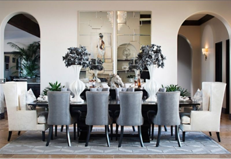 Wingbacks As Dining Chairs
