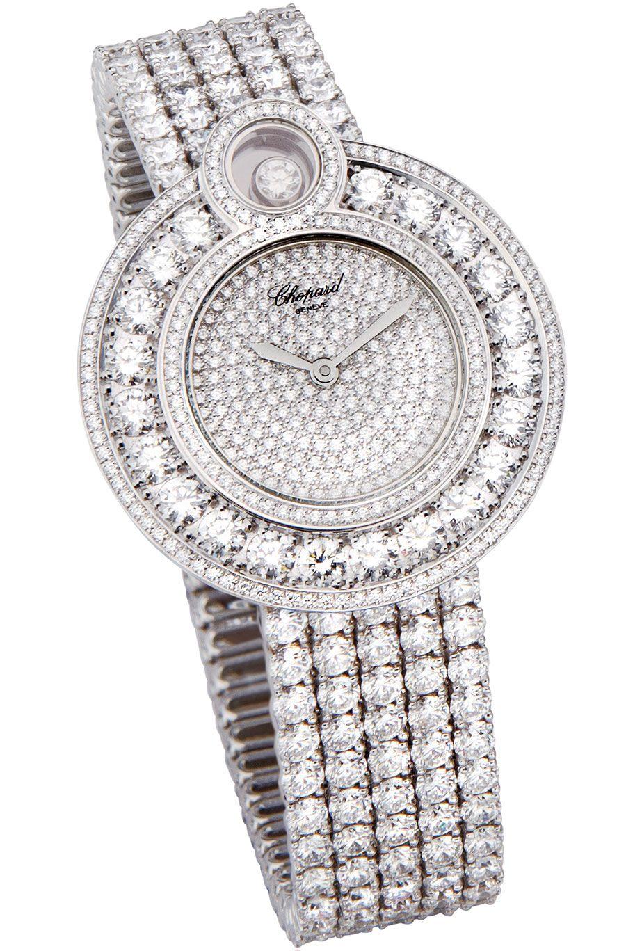Mujer - Reloj - Chopard - El Palacio de Hierro - El Libro Amarillo  Otoño Invierno 8f086f9deadd
