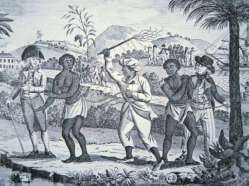 women whipped slave Black