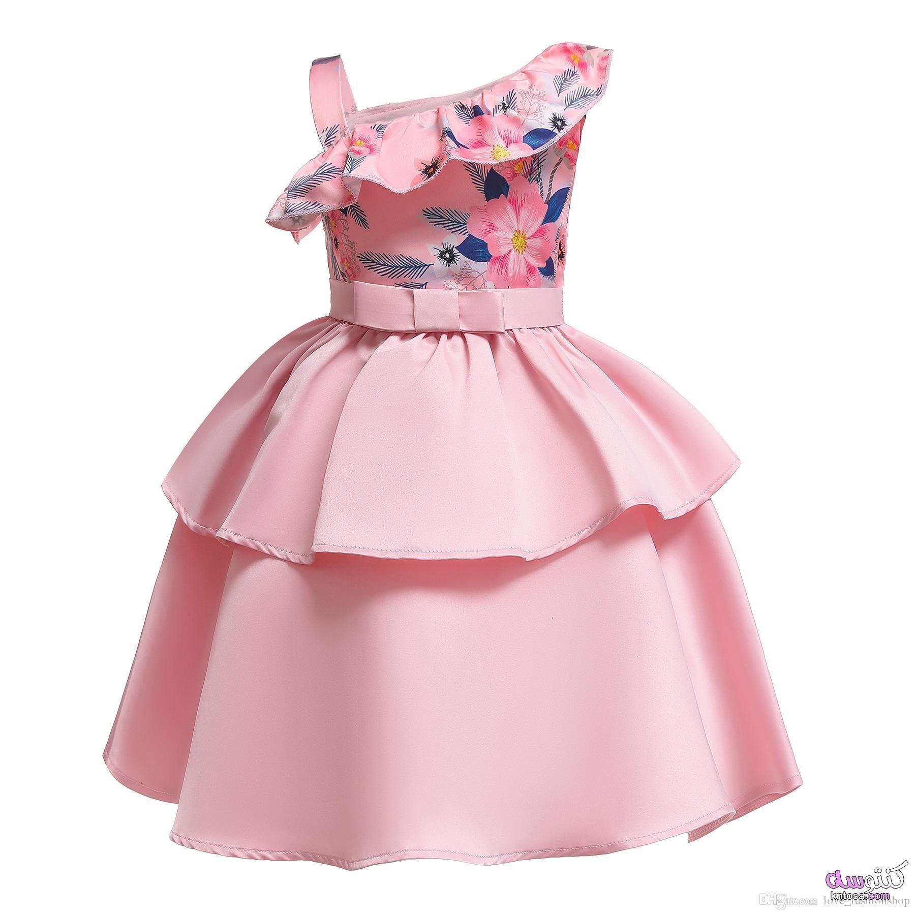 فستان بناتي صيفي فساتين بناتي شيك اجدد فساتين للاطفال فساتين اطفال 2020 African Dresses For Kids Girls Formal Dresses Kids Summer Dresses
