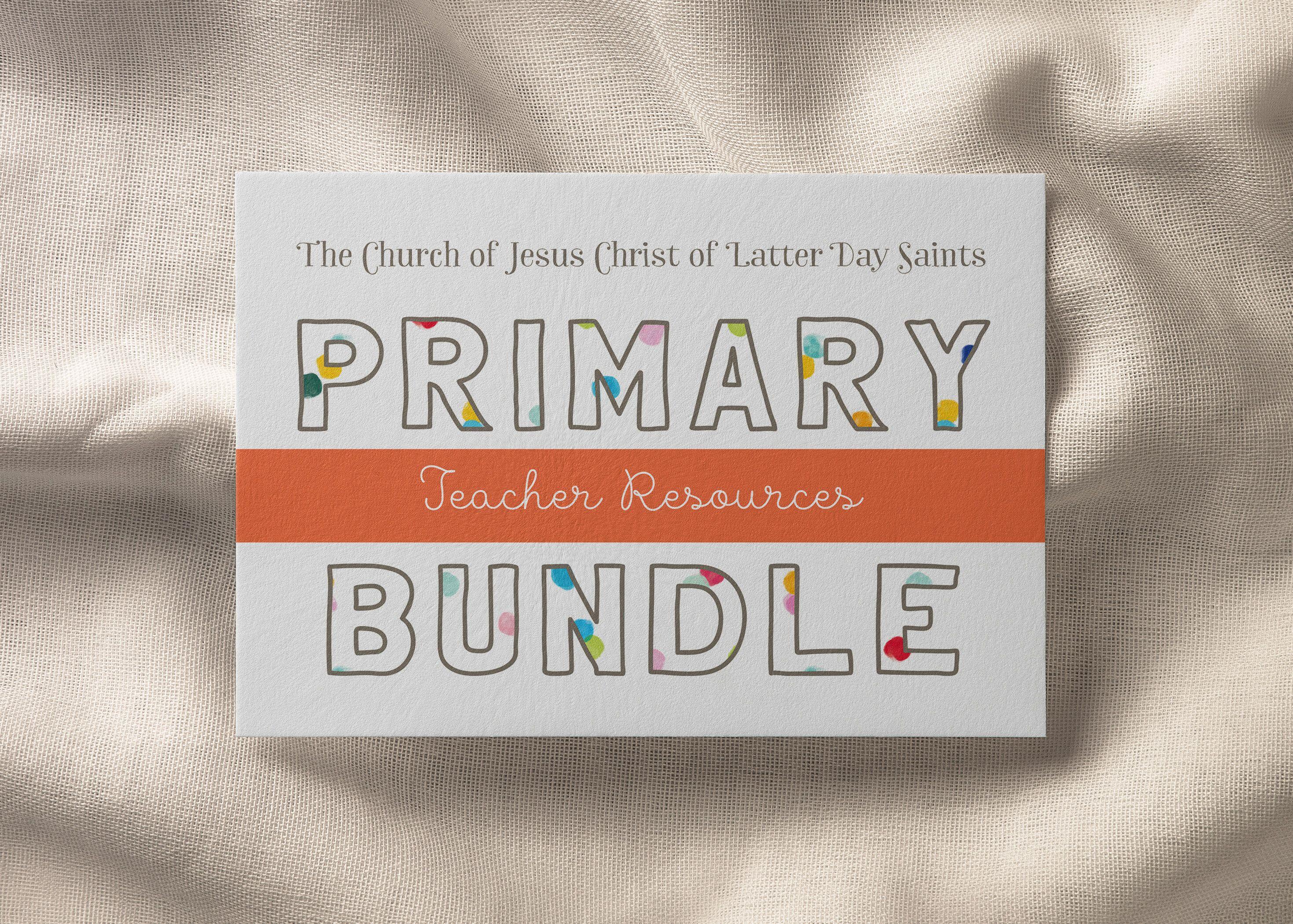 Primary Bundle Primary Teacher Resources Bundle