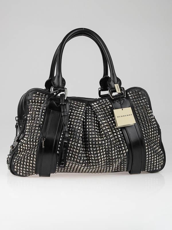 burberry knight studded bag Gussied Up 33d2dea74b773