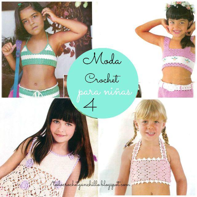 Todo crochet | 2. Crochet | Pinterest | Falda, Nena y Ganchillo