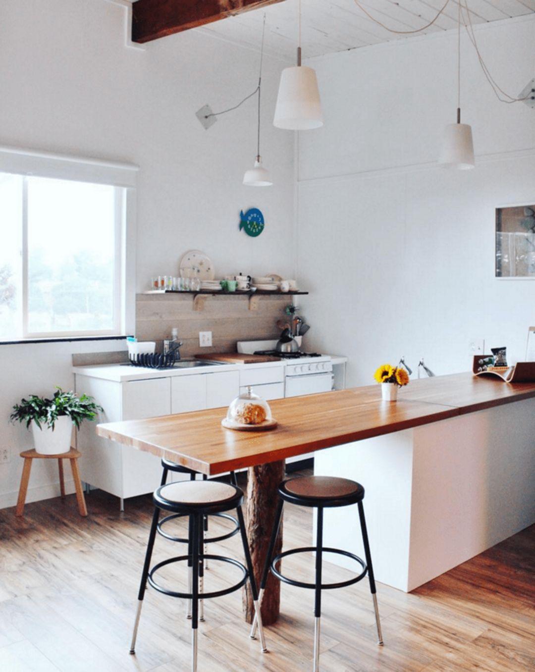10 simple minimalist kitchen designs for narrow rooms minimalist kitchen clean kitchen design on kitchen ideas minimalist id=70799