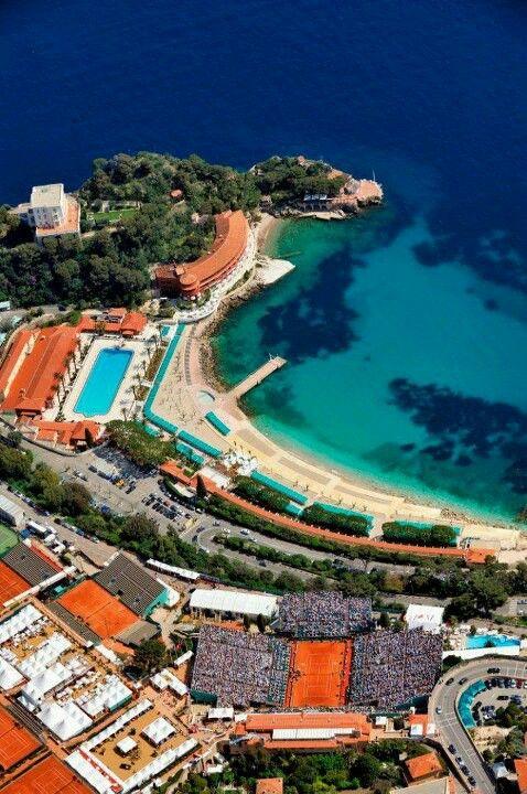Ca Martin Roquebrune France Right Next To Monaco With A Beach Called Monte Carlo Beach モナコ
