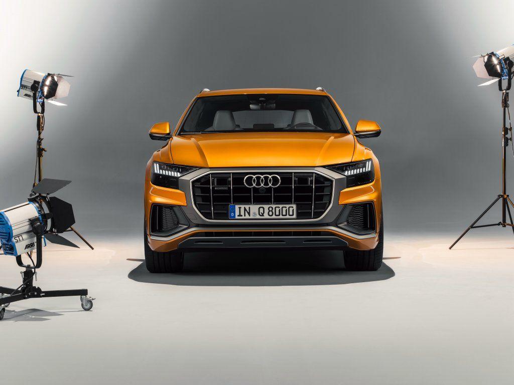 Audi Q8 50 Tdi Quattro S Line Studio Photoshoot 2018 Wallpaper Audi Sporty Suv Best Suv