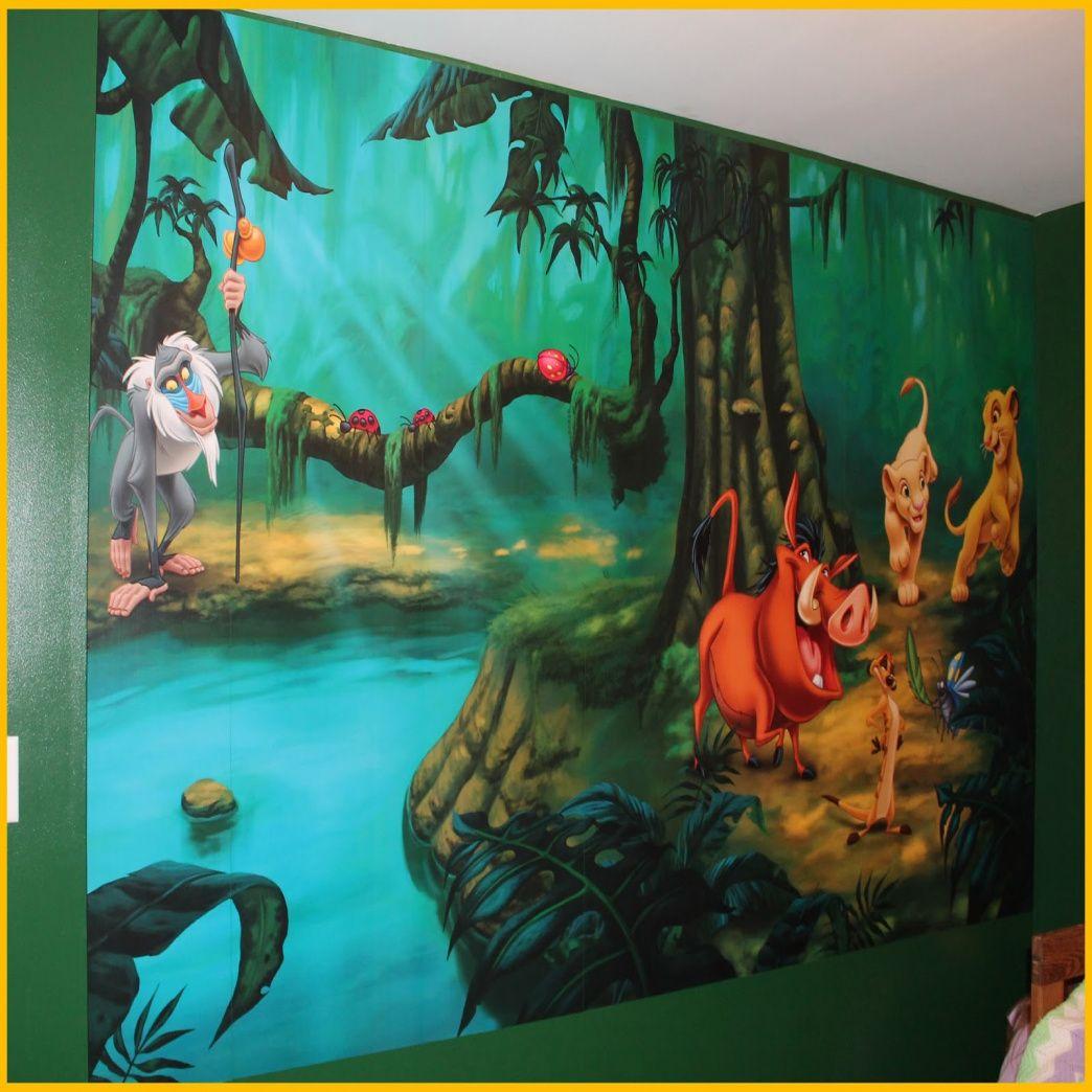 Merveilleux Lion King Wallpaper For Bedroom Vanity Sets With Lights