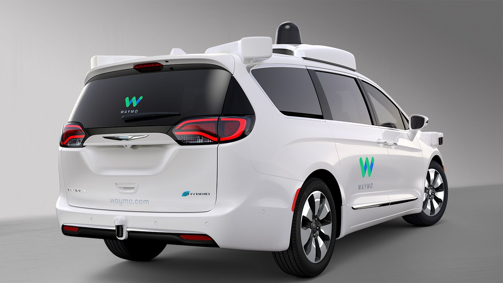 Fca And Google Partnership Results In A New Autonomous Chrysler