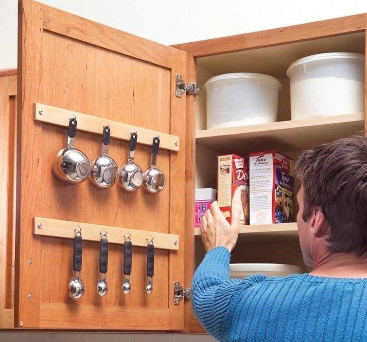 Inteligentes ideas de almacenamiento para cocinas | Muebles para ...