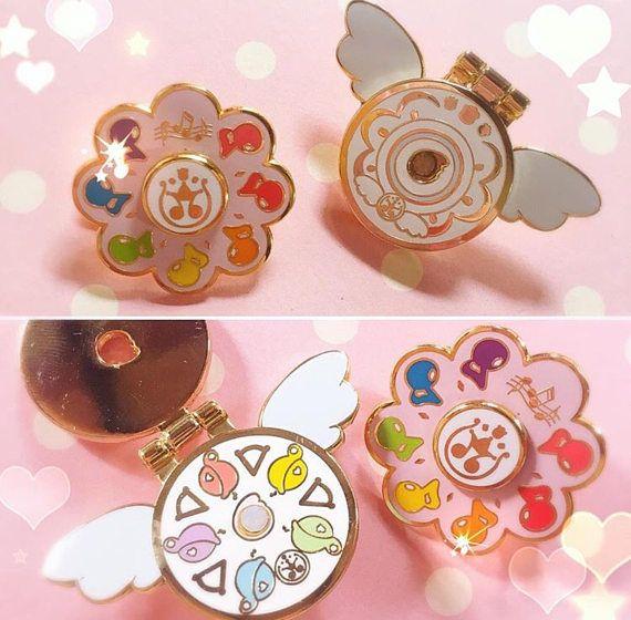 Magical doremi enamel pin ojamajo doremi pin magical girl