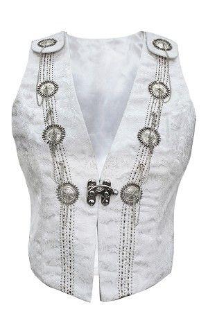 Brocade Waist Coat