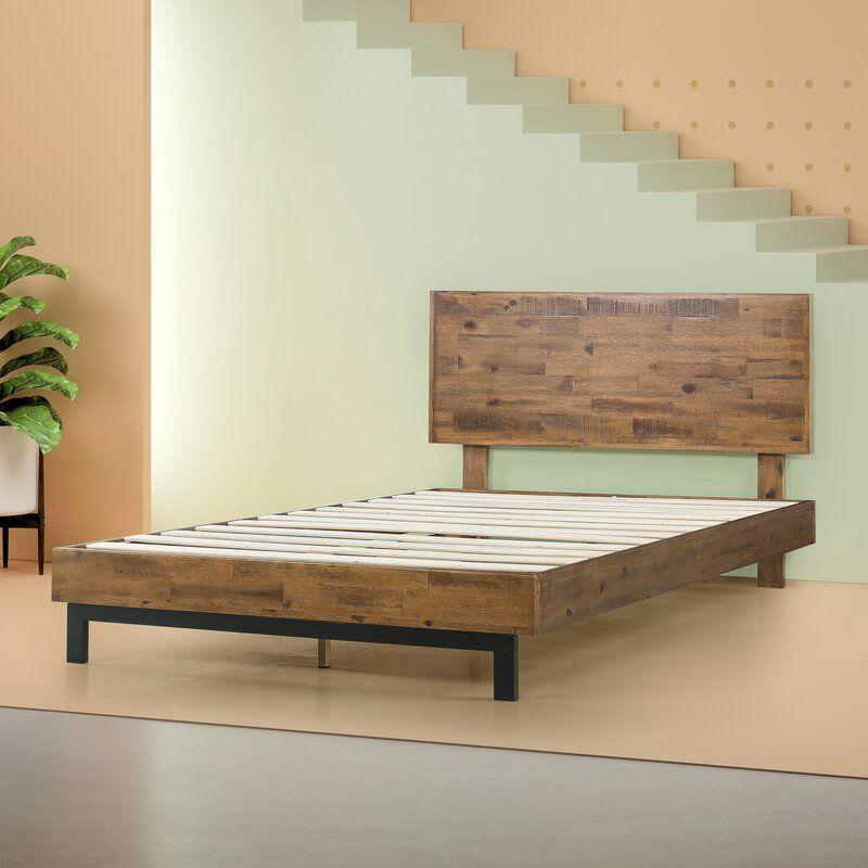 Brayden Studio Gabriel Platform Bed Reviews Wayfair Co Uk In 2020 Platform Bed Mattress Wood Platform Bed Platform Bed Frame