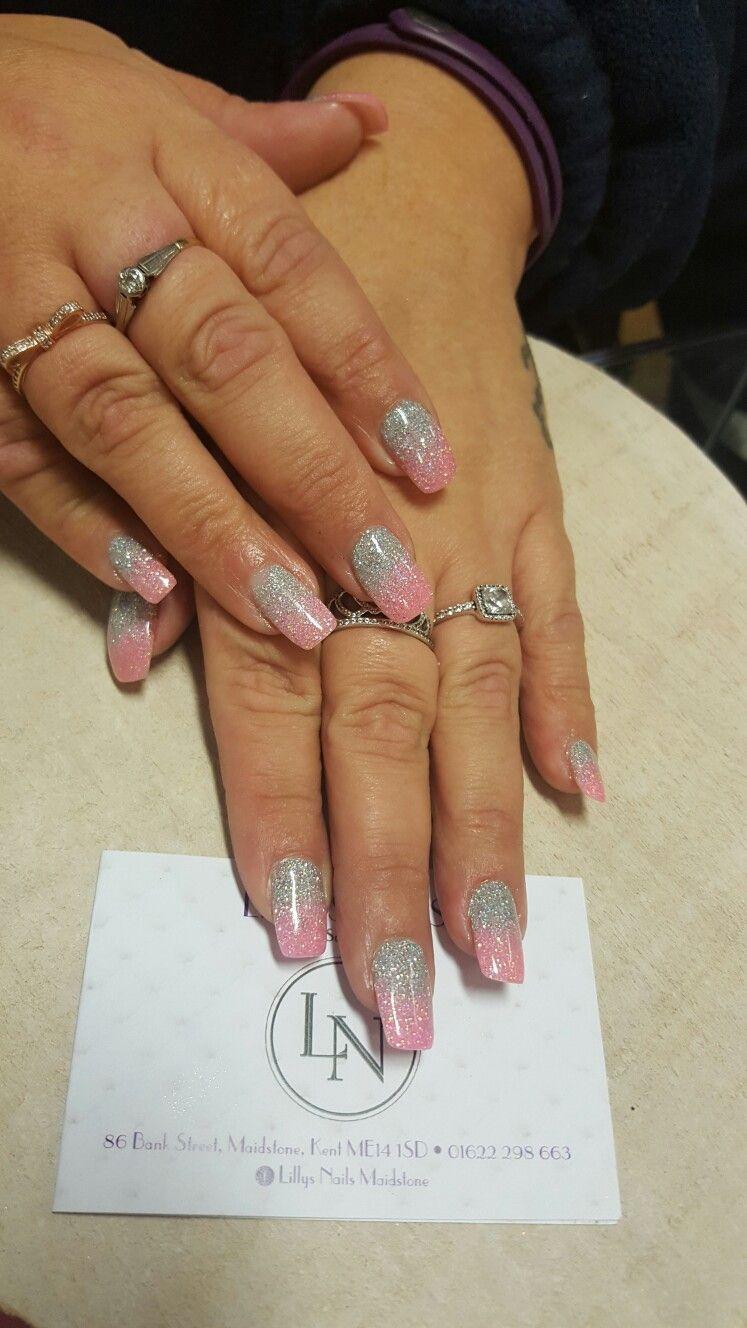 SNS Ombre | nails in 2019 | Ambre nails, Nails, Gelish nails