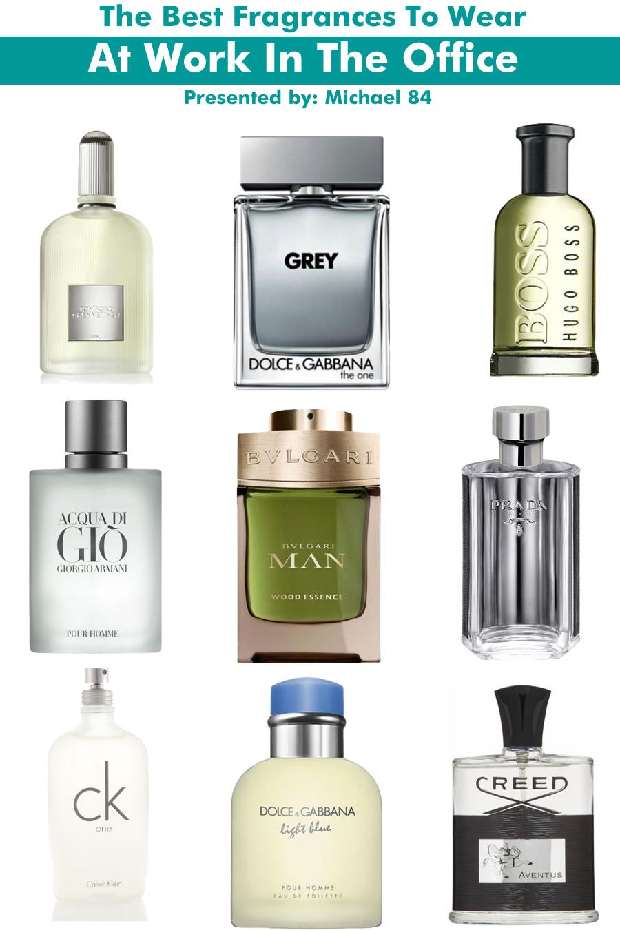 Le meilleur parfum pour homme pour le bureau   – FascionasticPins