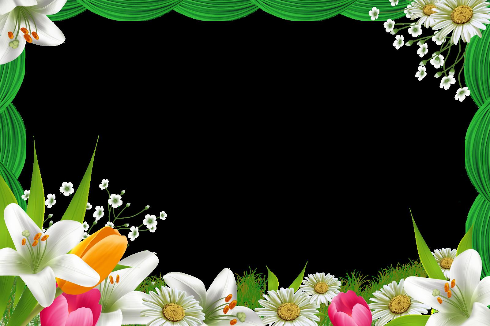 Рамка для поздравления весна, юбилеем