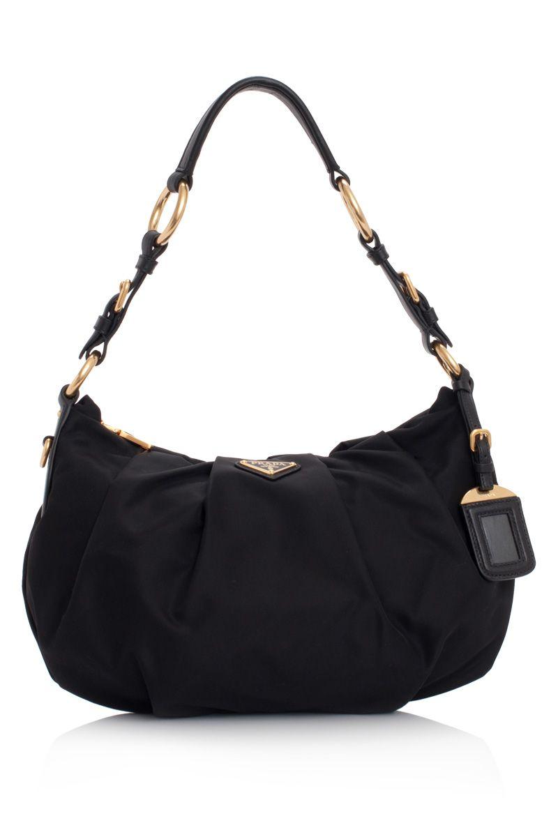 Prada Tessuto Soft Calf Small Shoulder Bag Item Code 1225750 Br3795qxof00020030