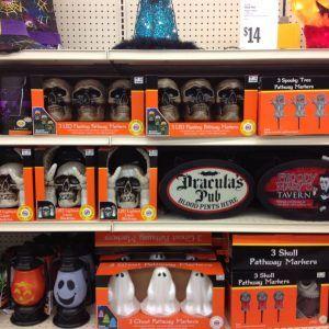 Big Lots Halloween Decorations 2014