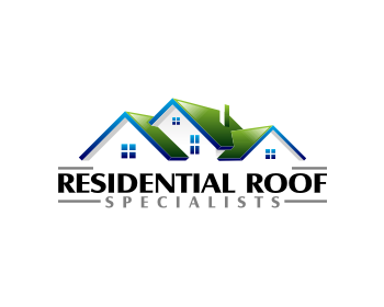 Roof Logo Clip Art Logo Design Entry Number 2 By Aden Residential Roof Specialists Logo Roofing Logo Roofing Company Logos Logos