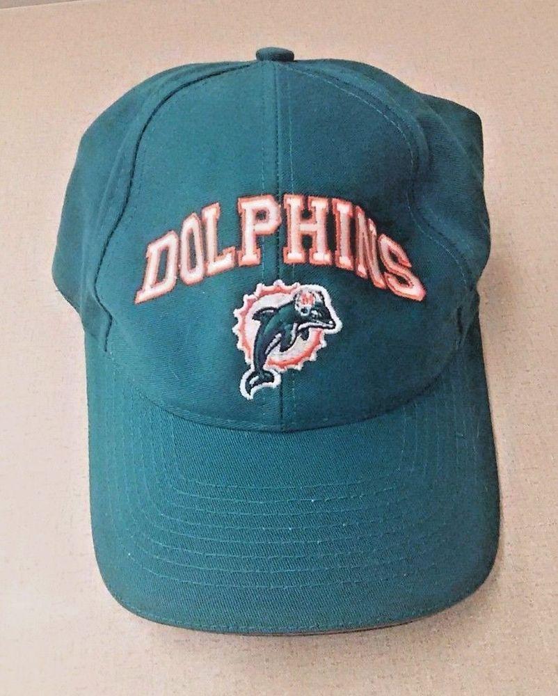 Miami Dolphins Puma Hat NFL Football Ball Cap Dan Marino  Puma   MiamiDolphins 4a43483b26f5