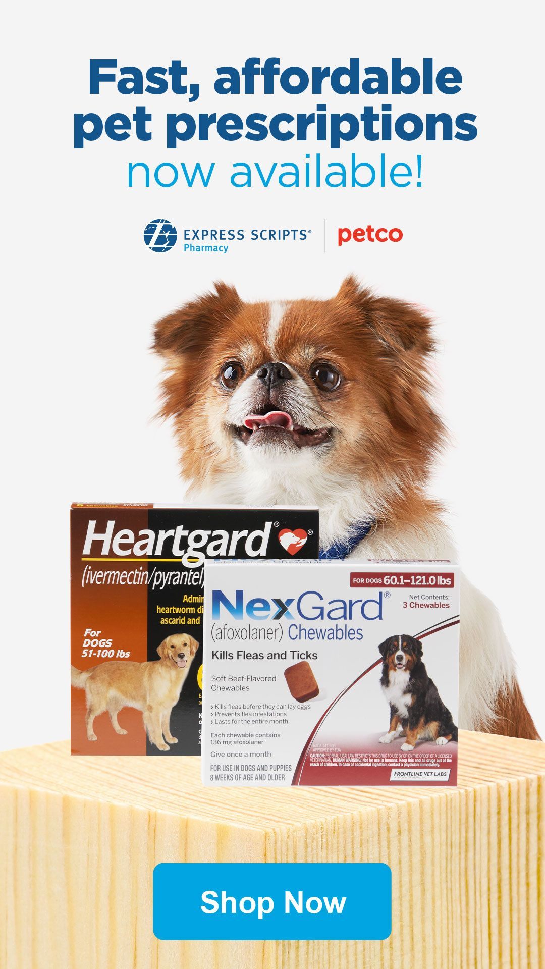 New At Petco Fast Affordable Prescriptions Are Now Available And You Can Get Them Shipped Right To Your Door Pals Rewards Members Earn Petco Pets Pet Meds