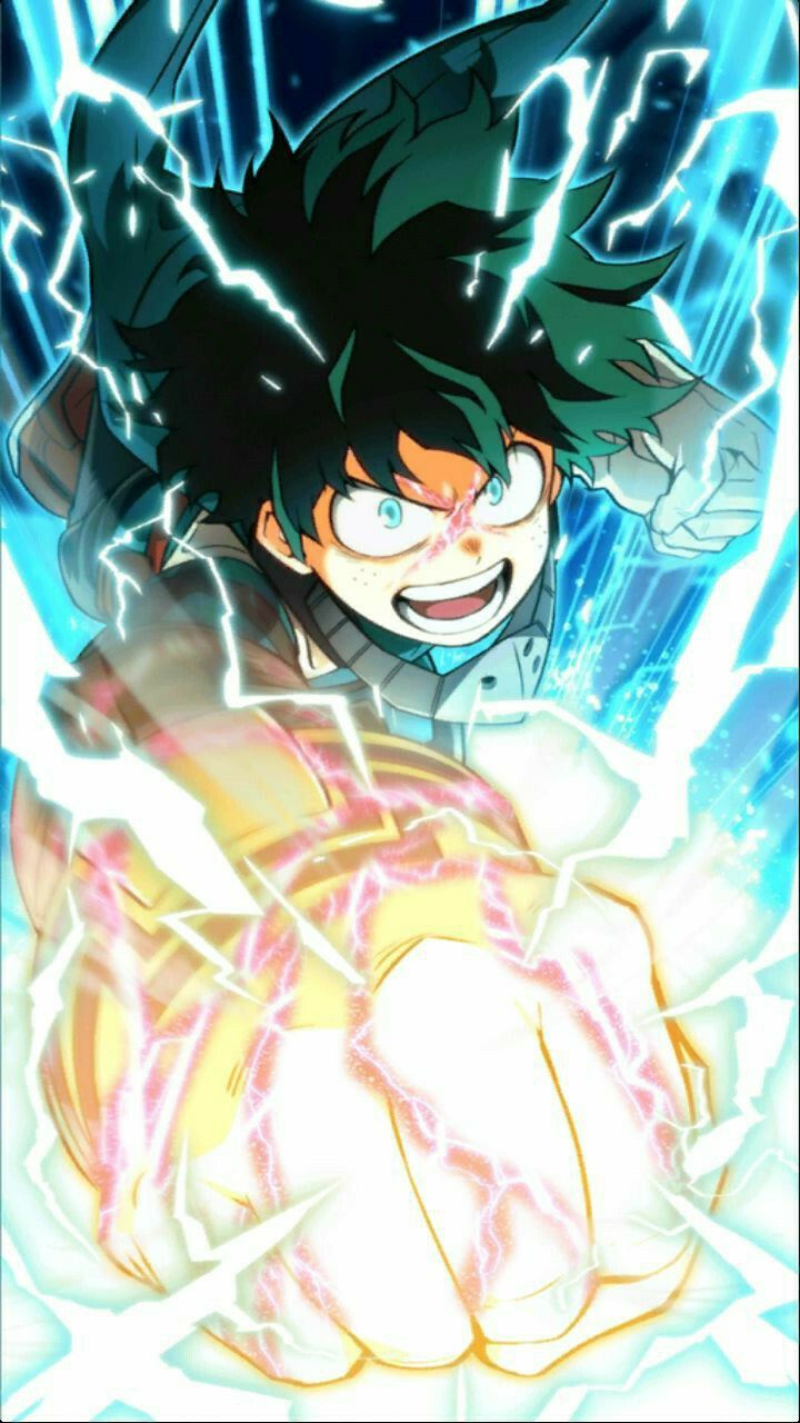 Midoriya Izuku My Hero Academia Wallpaper Hero Wallpaper Anime My Hero