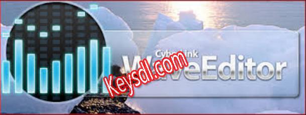 cyberlink waveeditor project
