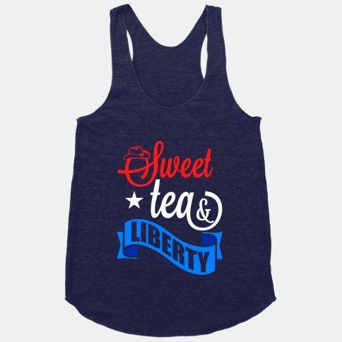 Sweet Tea & Liberty | HUMAN