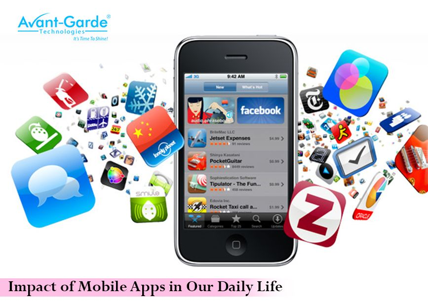Know How The Mobile Apps Have Crunched The World In Our