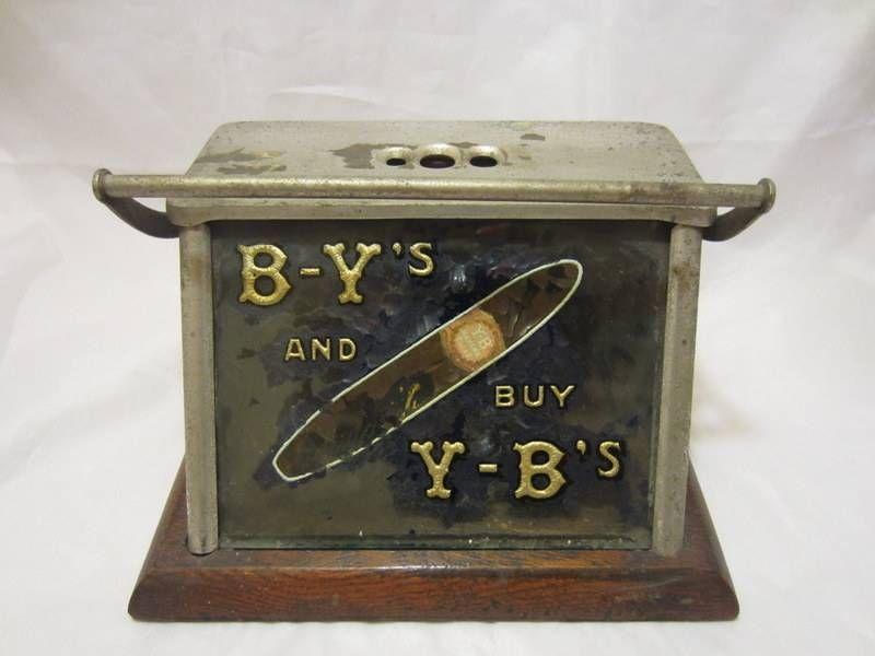 Yocum Bros B Y S And Buy Y B S Havana Cigar Cutter Countertop