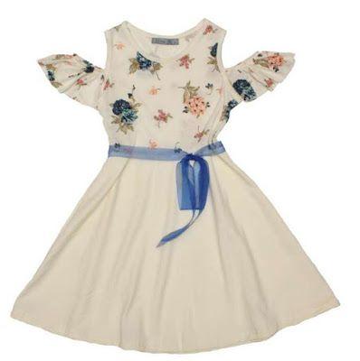 f50ff51276ae Vestidos para nenas primavera verano 2018.   Ideas para mi   Ropa ...