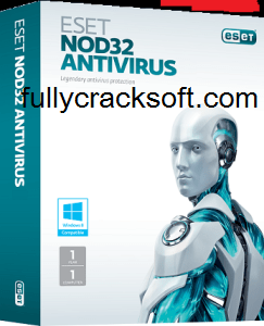 ESET NOD32 AntiVirus Crack 12 1 31 License Key+Full Download
