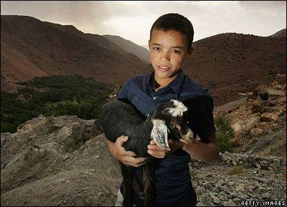 Africa: High Altas Mountains, Morocco