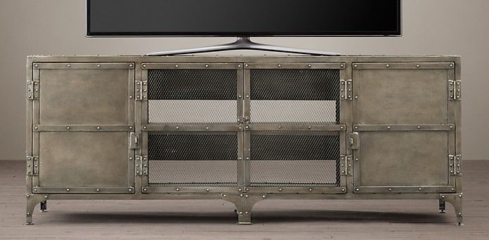 industrial furniture hardware. perfect hardware industrial tool chest media collection  restoration hardware in furniture i