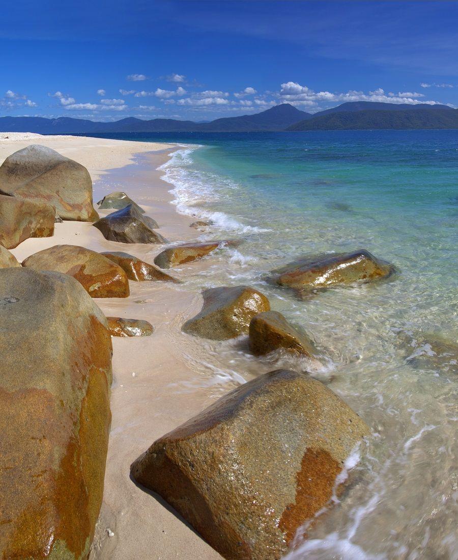 Fitzroy Island Queensland: Island Resort, Resort, Water